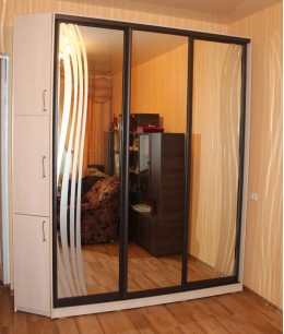 Дверь шкафа-купе 1500 мм