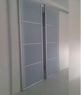 Раздвижные двери 130 см