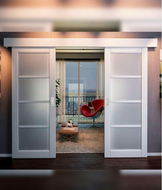Тяжелые раздвижные двери