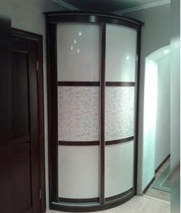 Маленькие радиусные двери