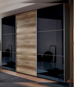 Навесную систему дверей для шкафа-купе