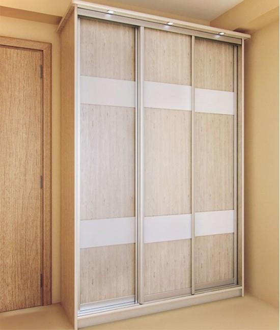 Дверь купе цвет дуб беленый