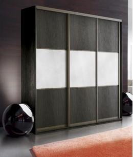 Шкаф купе корпусный черно белый