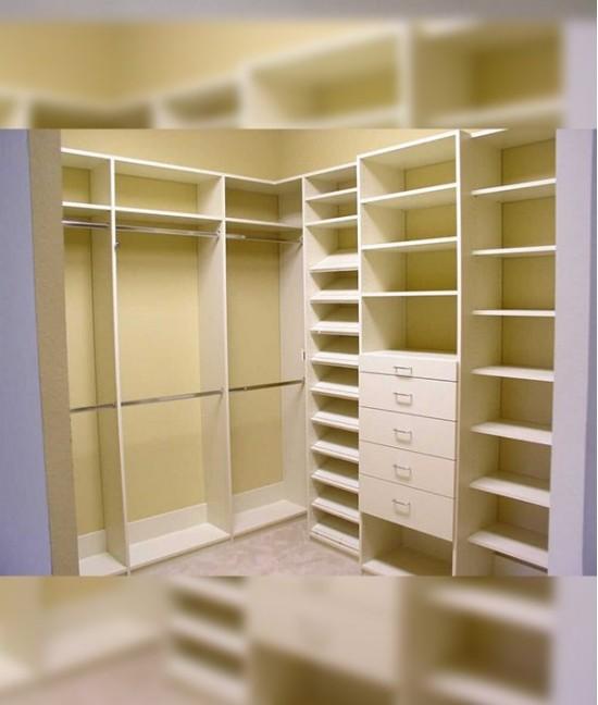 Шкаф гардеробный дсп