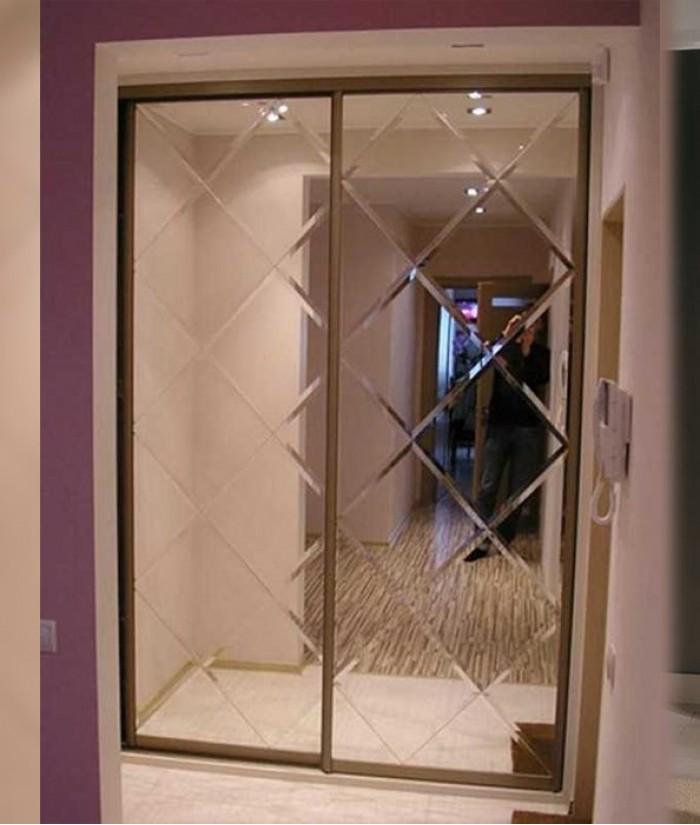 зеркало с фацетом для шкафов купе фото что для локо
